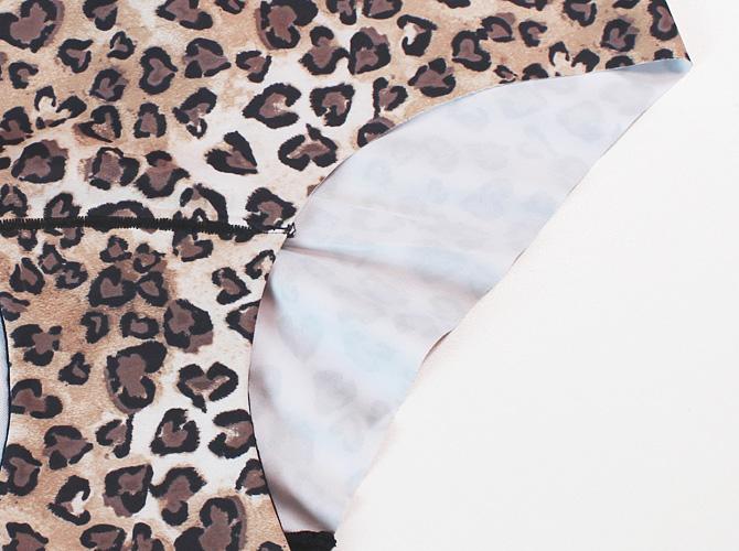【antigel】【アンティジェル】0466 ボクサーショーツ Leopard