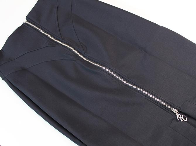 【COTTON CLUB】【コットンクラブ】《RC》SENSORIAL 5VQ バックスリット タイトスカート