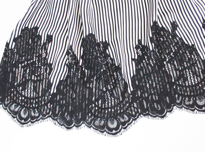 【COEMI】【コエミ】192504 キャミパジャマ Black/stripe