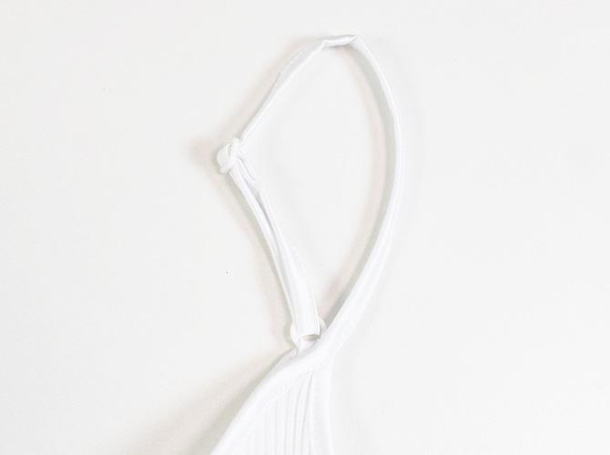【Oscalito】【オスカリート】3109 コットンリブ キャミソール BIANCO(ホワイト)